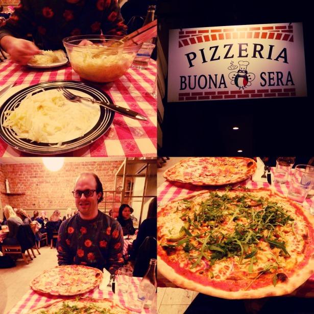 Buona Sera Pizzeria Stockholm