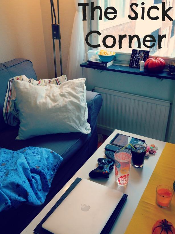 the sick corner